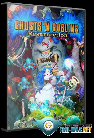 Ghosts 'n Goblins Resurrection (2021/ENG/Лицензия)