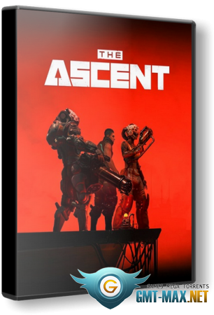 The Ascent + DLC (2021/RUS/ENG/RePack)