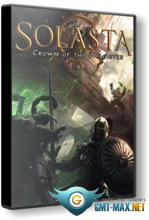 Solasta: Crown of the Magister (2021/RUS/ENG/Пиратка)