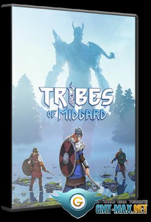 Tribes of Midgard (2021/RUS/ENG/Пиратка)