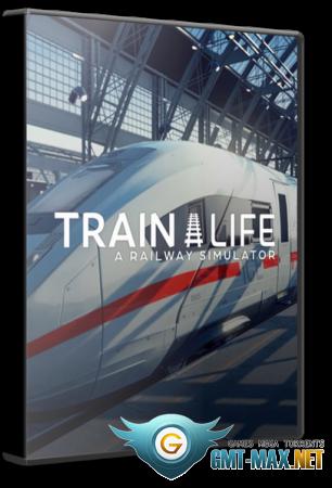 Train Life: A Railway Simulator (2021/RUS/ENG/Steam-Rip)