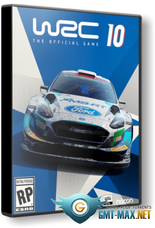 WRC 10 FIA World Rally Championship + DLC (2021/RUS/ENG/RePack)