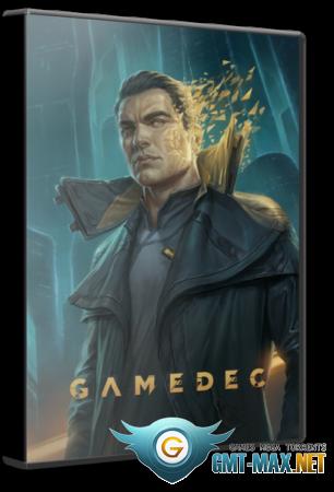 Gamedec (2021/RUS/ENG/GOG-Rip)