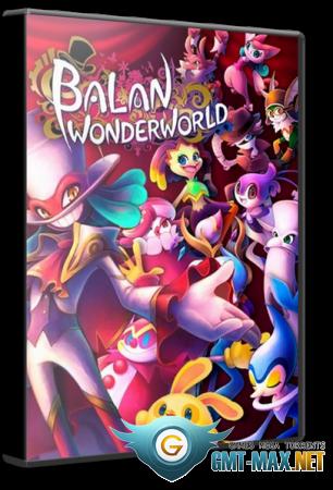 BALAN WONDERWORLD (2021/RUS/ENG/Лицензия)