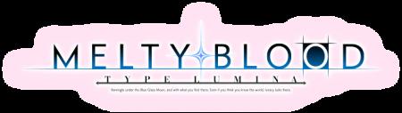 MELTY BLOOD: TYPE LUMINA (2021/ENG/Лицензия)