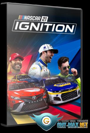 NASCAR 21: Ignition (2021/ENG/Лицензия)